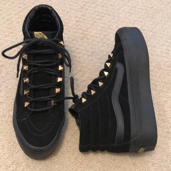 Vans Sk8 Hi Studded Platform Sneaker